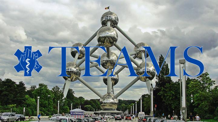 kickoff meeting teams - Bruxelles